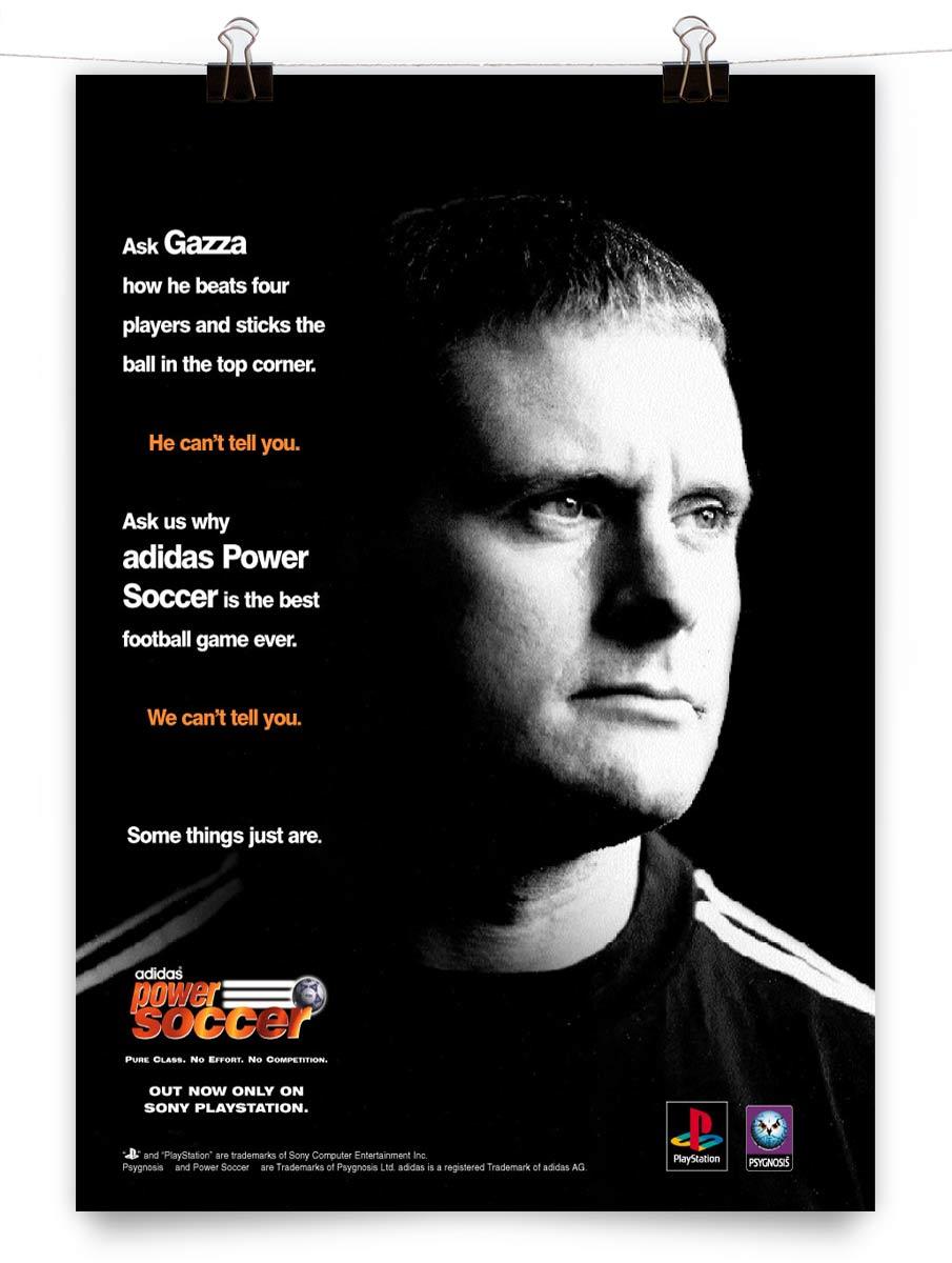 Advertising Adidas Adverts Peter Dykeaylen Portfolio Liverpool Based Graphic Designer And Creative Director
