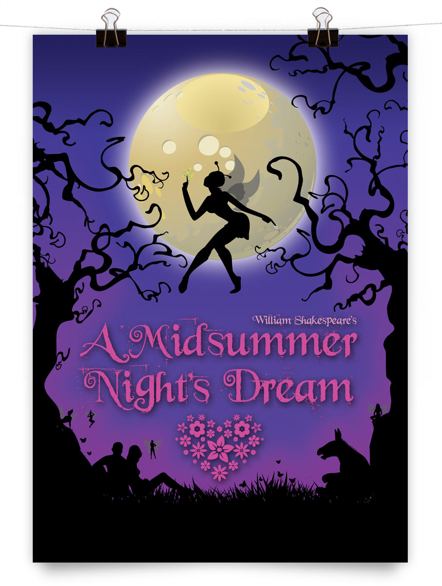 a midsummer night's dream love vs In a midsummer night's dream, hermia and lysander begin and end the play in love however, their love for each other is altered by the use of oberon's enchanting.